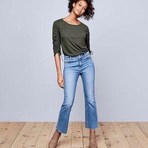 Ann Taylor LOFT Vintage Straight Jeans 32 / 14